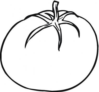 Curcubeul legumelor de toamna - Dessin de tomate ...
