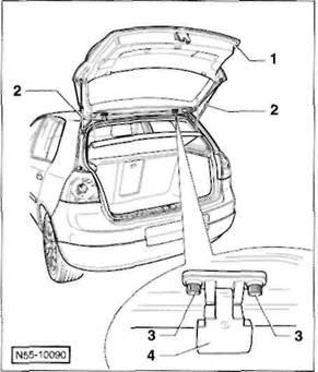 golf 4 heckklappe ausbauen ber autos in der zukunft. Black Bedroom Furniture Sets. Home Design Ideas