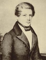 otto von bismarck 1836