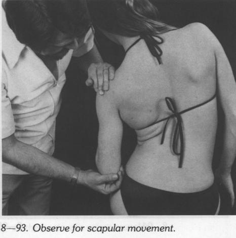 Верхняя фасетка большого бугра плечевой кости и КАПСУЛА ПЛЕЧЕВОГО СУСТАВА.