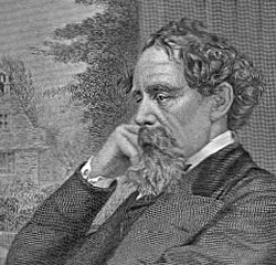 Charles Dickens used his rich imagination, sense of humour and detailed memories, particularly of his childhood, to enliven his fiction.